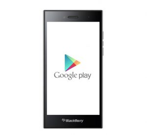Play Store for BlackBerry | Install Google Play Store to